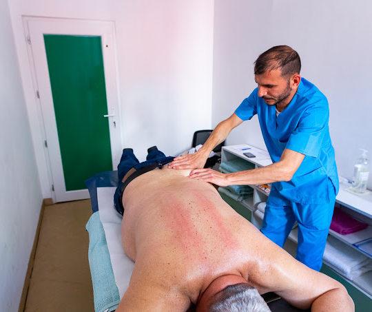 kinetoterapie masaj terapeutic