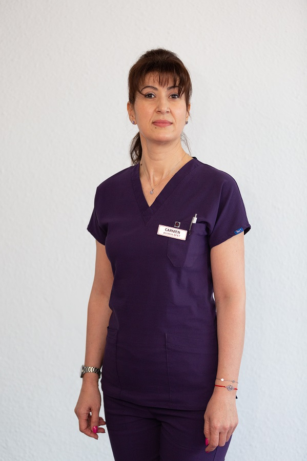 Carmen Stănescu - Asistent Balneo Fizio Kinetoterapeut