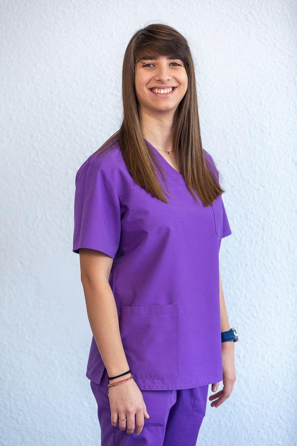 Kinetoterapeut Maria Cuzminschi