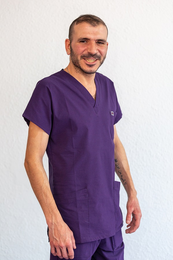 Vali Sovaiescu asistent Balneo Fizio Kinetoterapeut
